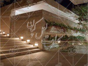 تولید انواع سنگ های ساختمانی در ایران